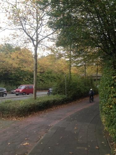 ドイツの秋