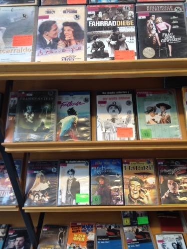 ドイツのCD,DVD