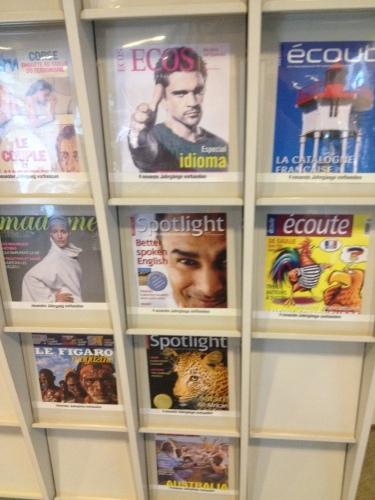 海外の雑誌など