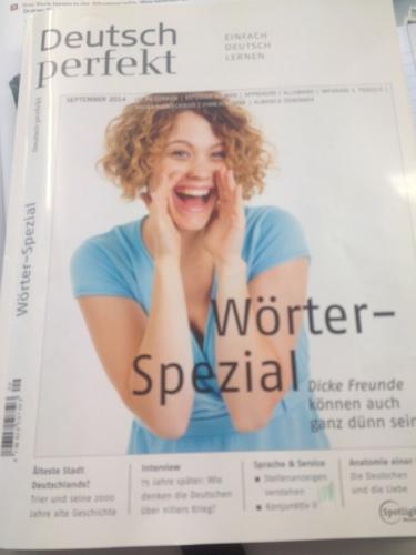 ドイツ語学習者のための雑誌