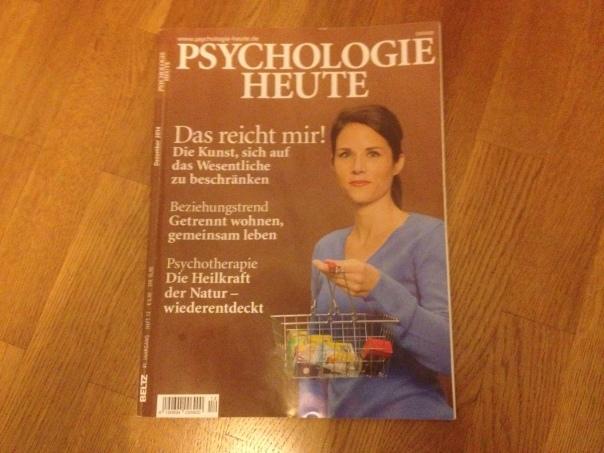ドイツ語の雑誌