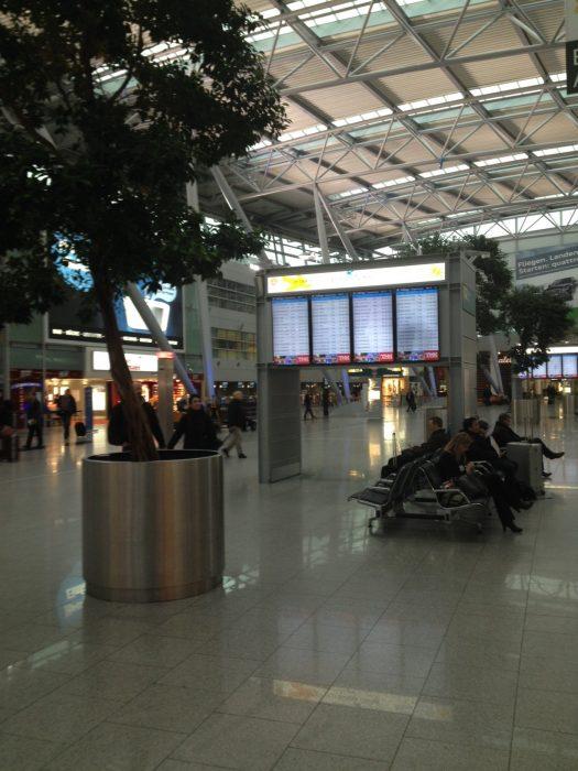 Düsseldorf空港