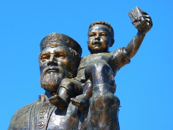 トルコのニコラウス像