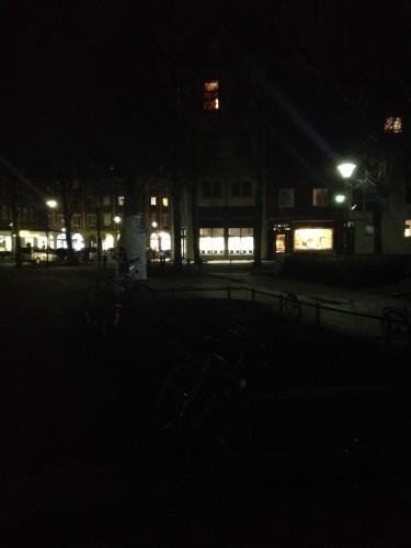 ドイツの夜