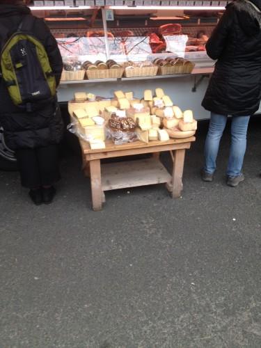 ドイツのチーズ