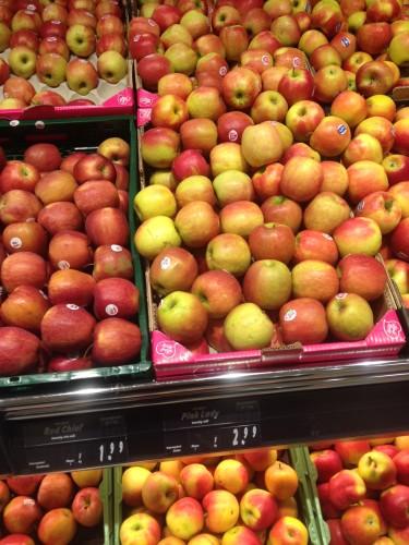 ドイツのリンゴ