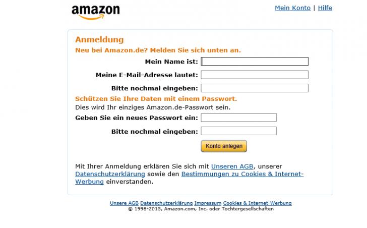 Amazon申し込み2