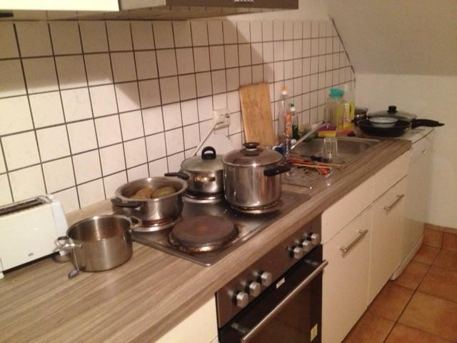 一般的なWGのキッチン