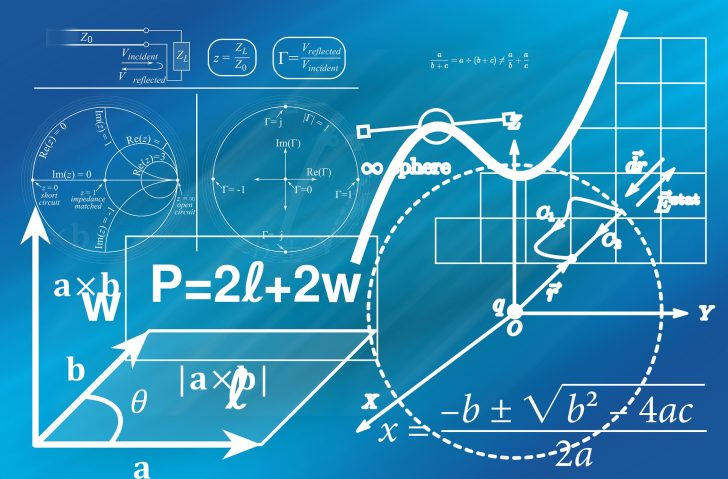 ドイツの大学院で数学の講義を受...