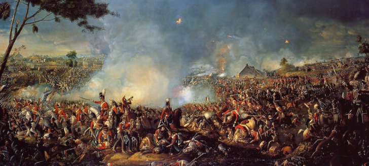 ワーテルローの戦い