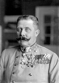 オーストリア皇太子フランツ・フェルディナント