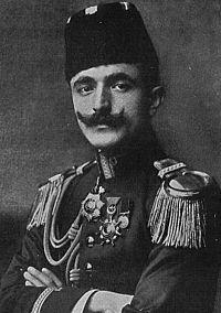トルコの英雄エンヴェル・パシャ