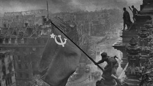 ライヒスターグの赤旗