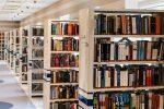 お洒落なドイツの図書館(Bibliothek)で勉強効率もアップ!